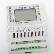 Двухканальный таймер ТМ-16С2 - фото №1