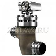 Клапан запорный сильфонный СК 26161, СК 26362 - фото