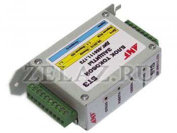 Блок токовой защиты БТЗ - фото
