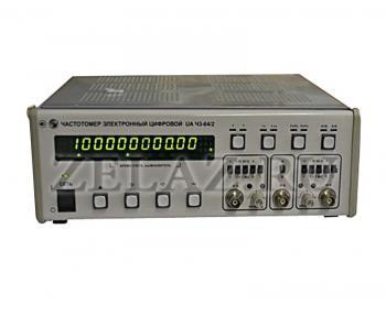 Частотомер электронный цифровой Ч3-64/2 - фото