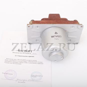 Контактор электромагнитный ТКТ-101ДО - фото