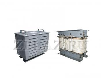 Однофазные силовые трансформаторы ОС - общий вид