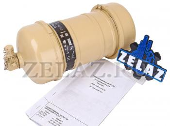 комплект поставки пневмогидроаккумулятора ПГА-2,5-5