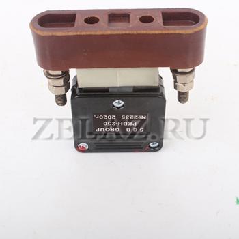 Разрядник РКВН-250 - вид снизу