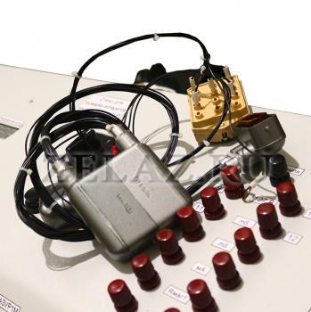 Стенд проверки и настройки аппаратов АЗУР - Входы