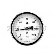 Термометр D100мм/L100мм-О-ОСНОВА Т.3 - фото