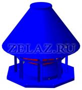 Вентиляторы крышные ВКР - фото